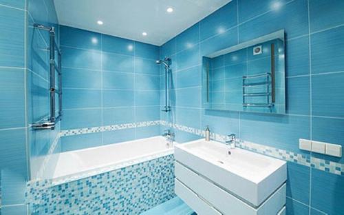 地中海风格卫浴装修效果图赏析