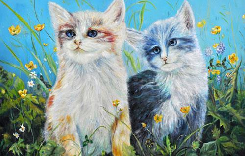壁纸 动物 猫 猫咪 小猫 桌面 500_319