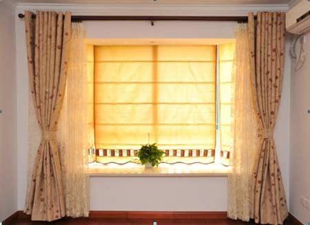 窗帘安装常识-蓝景商城