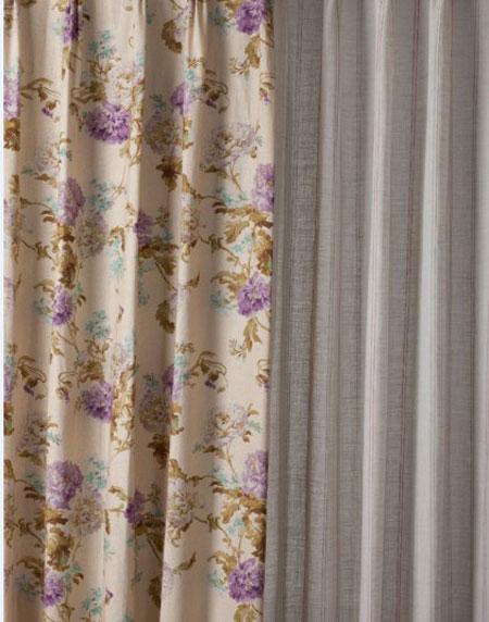 2013年窗帘流行趋势 高清图片