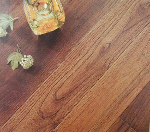 安佳圣木手工艺术地板怎么样