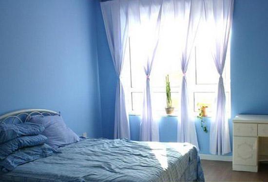 居室窗帘颜色该如何搭配