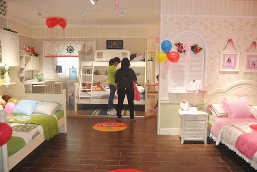 我爱我家儿童家具蓝景丽家店