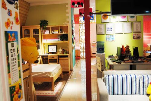 酷漫居儿童家具蓝景丽家店