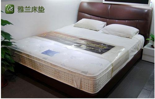 产品品牌:雅兰 产品型号:雅兰 森林款 南亚进口乳胶床垫 席梦思床垫