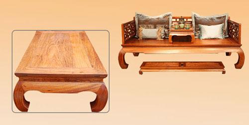 明式家具的结构设计,是科学和艺术的极好结合