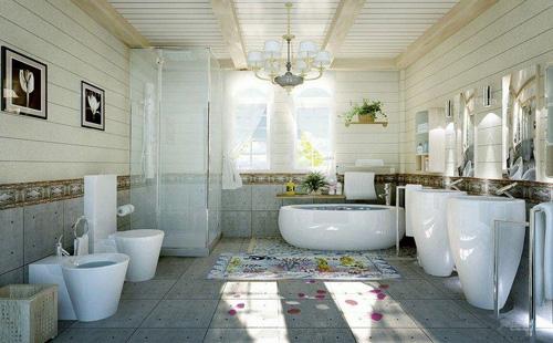 卫生间装修效果图 卫生间装修技巧