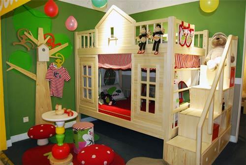 关于松果儿童家具