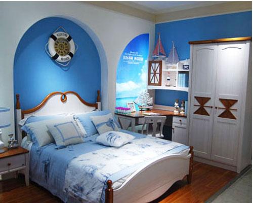 地中海风格儿童家具