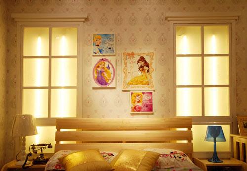 自然气息原木格调 酷漫居儿童家具