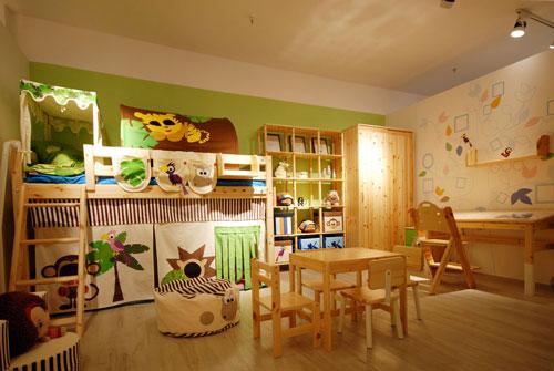 丹麦芙莱莎儿童家具 伴随孩子快乐成长