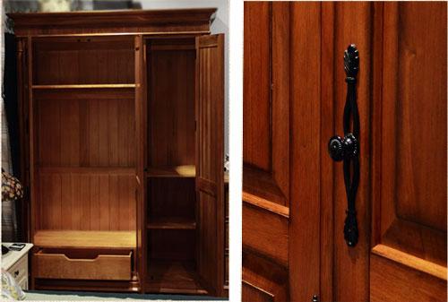 迦南橄榄树衣柜 彰显英式贵族气息