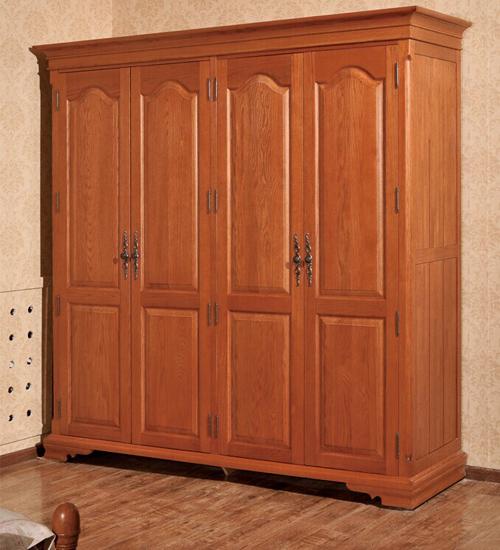 这款欧式实木 衣柜凭借坚毅的罗马柱,尽显皇族气质和图片