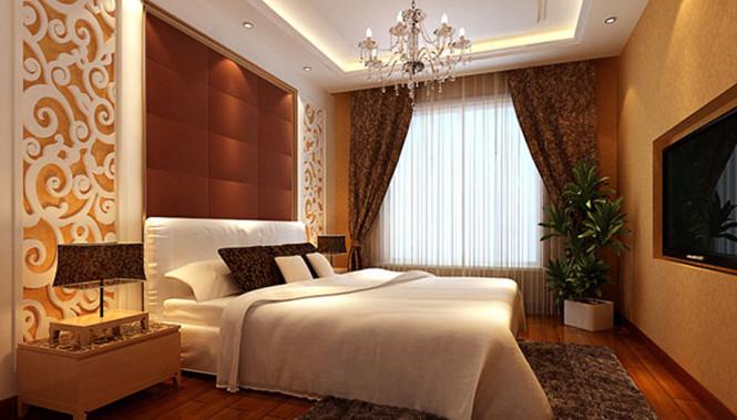 卧室灯搭配 打造宁静,舒适