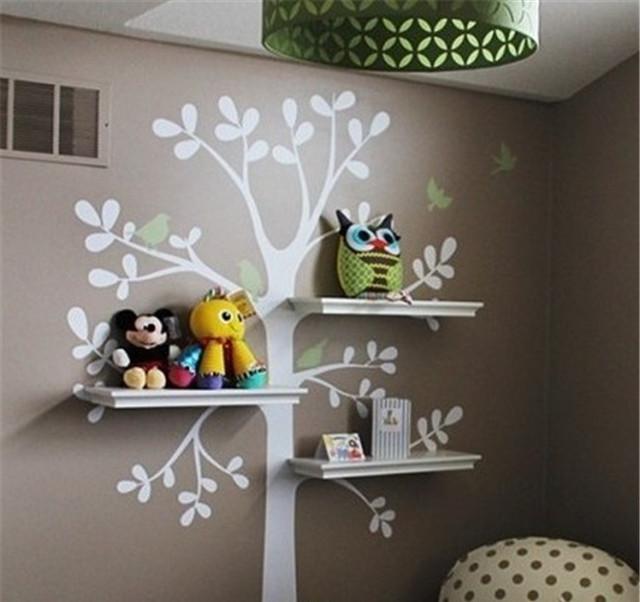 为墙面换新装 创意墙面设计欣赏