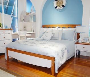 豆丁庄园,儿童家具,床