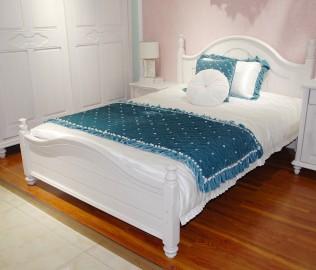 豆丁庄园,儿童家具,床架