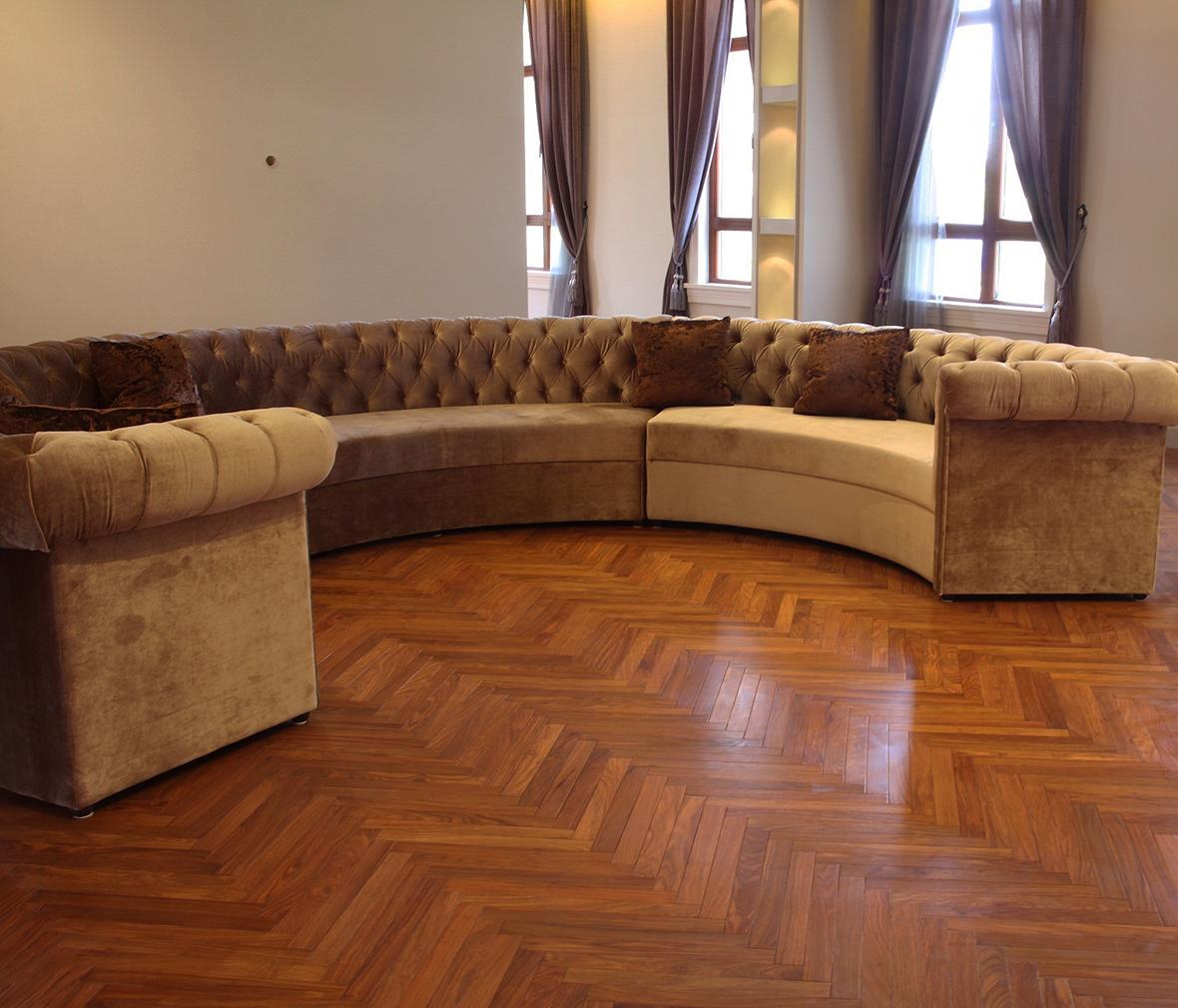 大自然地板 白蜡木 实木地板 h9050m型号 纯实木 15mm