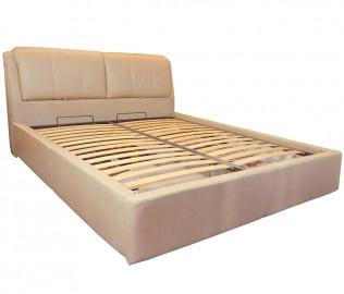 爱蒙,床架,布艺床