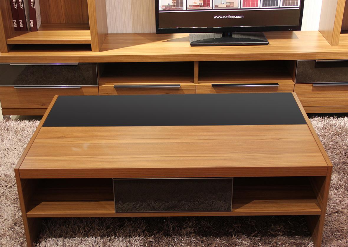 进口实木 现代简约风格  眼缘:2  耐特利尔 茶几 cj-4型号 吉林森工