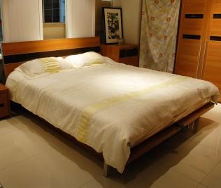 耐特利尔,床,箱床