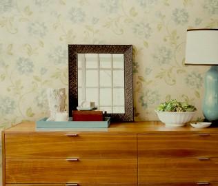 布鲁斯特,仙境花园,纸基壁纸