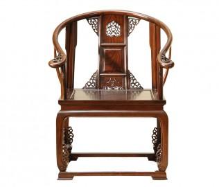 名匠木坊,圈椅,中式