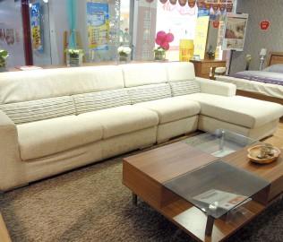 红苹果,单人位,布艺沙发