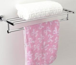 摩恩卫浴,毛巾杆,全铜材质