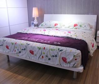 红苹果,现代简约,无屉床