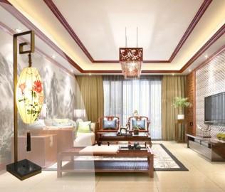 阿尼玛,中式灯具,落地灯