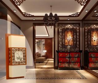 阿尼玛,中式,墙灯
