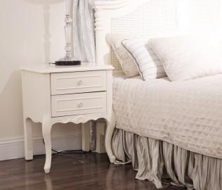奥立克,床头柜,实木板材