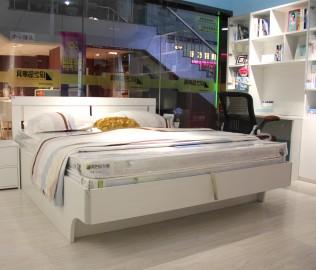 绿芝岛,板式家具,床体