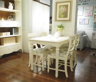 奥立克,餐桌,实木板材