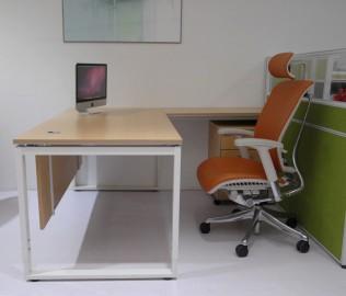 华澳,现代简约,办公桌