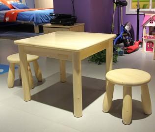 松堡王国,方桌,芬兰松