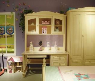 松堡王国,儿童家具,半书柜