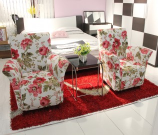 绿芝岛,板式家具,沙发