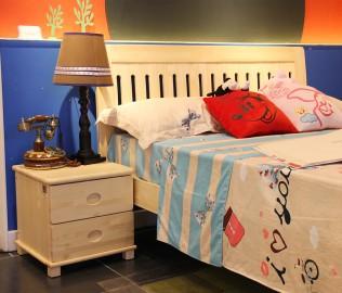 酷漫居,儿童家具,床头柜