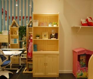 酷漫居,书柜,儿童家具