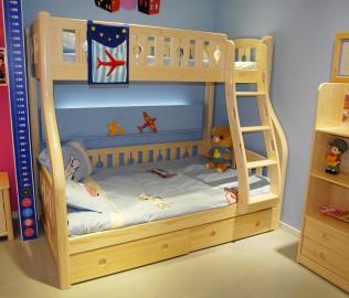 松堡王国,上下床,儿童家具