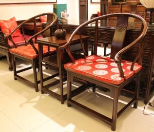 瑞尔,中式家具,茶几