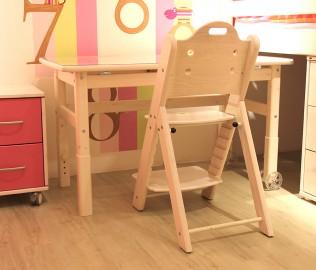 芙莱莎,实木椅,儿童椅