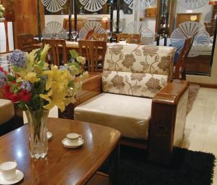 光明,沙发,实木家具