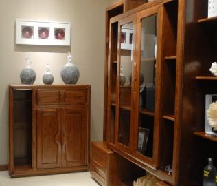 光明家具,鞋柜,实木家具