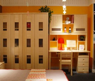 松果,儿童家具,柜子