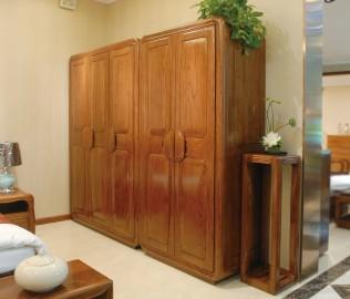光明家具,花架,实木家具