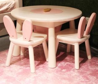 松果,儿童家具,凳子