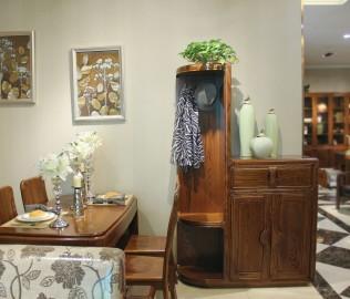 光明家具,门厅柜,实木家具